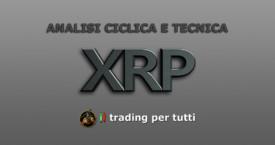 XRP – ANALISI DEL 29 LUGLIO 2019. PREVISIONE SETTIMANALE